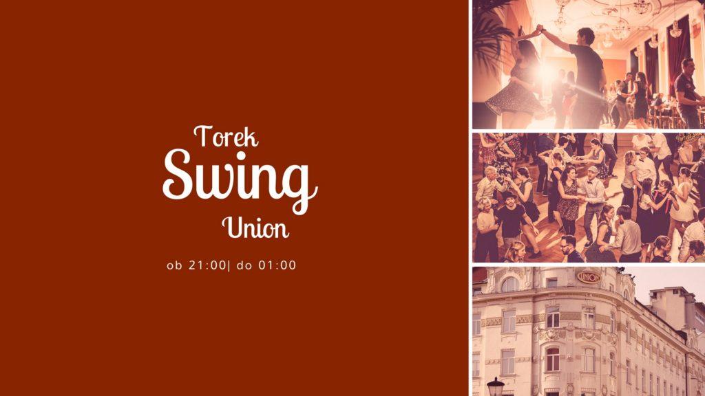 Swing slovenija ljubljana začetni tečaj Vintage Swing