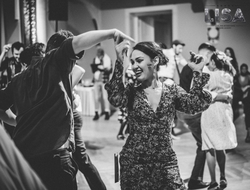 Swing plesni tečaji Vintage Swing