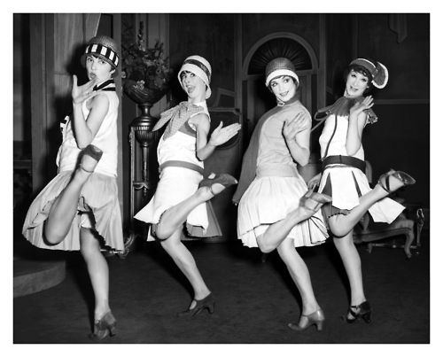 swing tečaj pri Vintage Swing